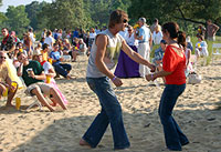 When's the last time you danced in the sand?