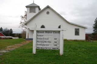 Dimock Baptist church