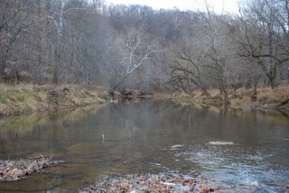 Dunkard Creek in WVA