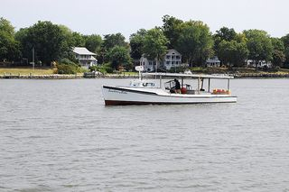 Chesapeake workboat