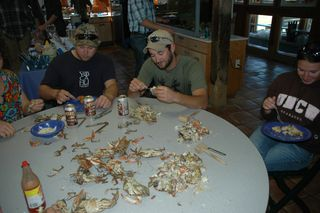 Farmerseatingcrabs