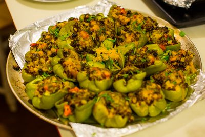 Radistan's stuffed peppers 2014