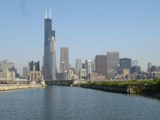 Chicago skyline ALLIANCE FOR THE GREAT LAKES