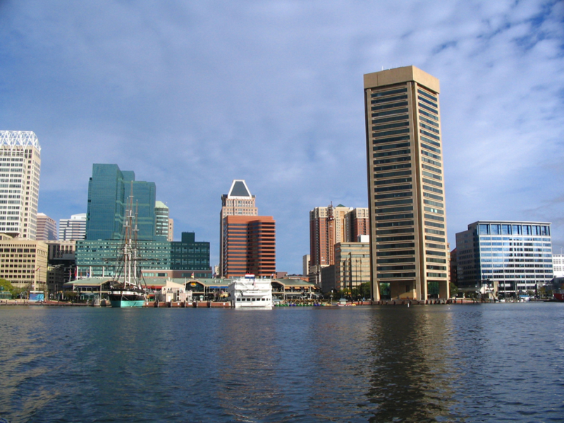 Baltimore Harbor-1200