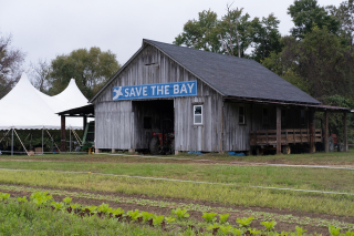 Save the bay barn